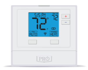 Pro1 T701i Single Stage WIFI Thermostat - 700 Series
